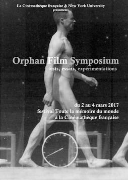 Back from the Orphan Film Symposium 2017