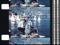 "Institut Audiovisuel of Monaco / ""Quatre saisons de Monaco"", a 16 mm film made by Cinéam in 1962."